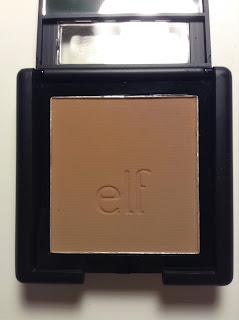 e.l.f. Studio Pressed Powder in Coco