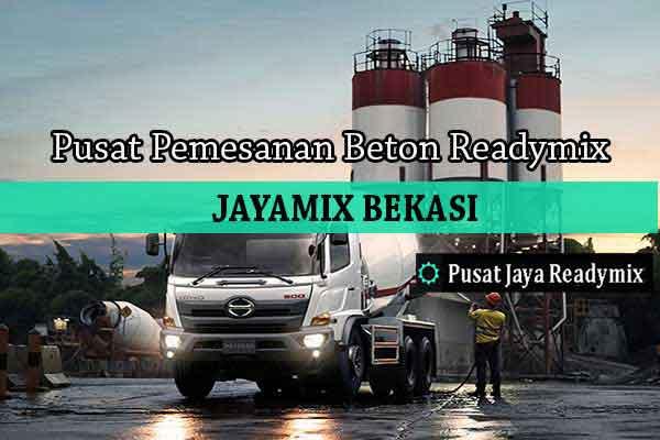Harga Beton Jayamix Jatiasih Per m3 2019