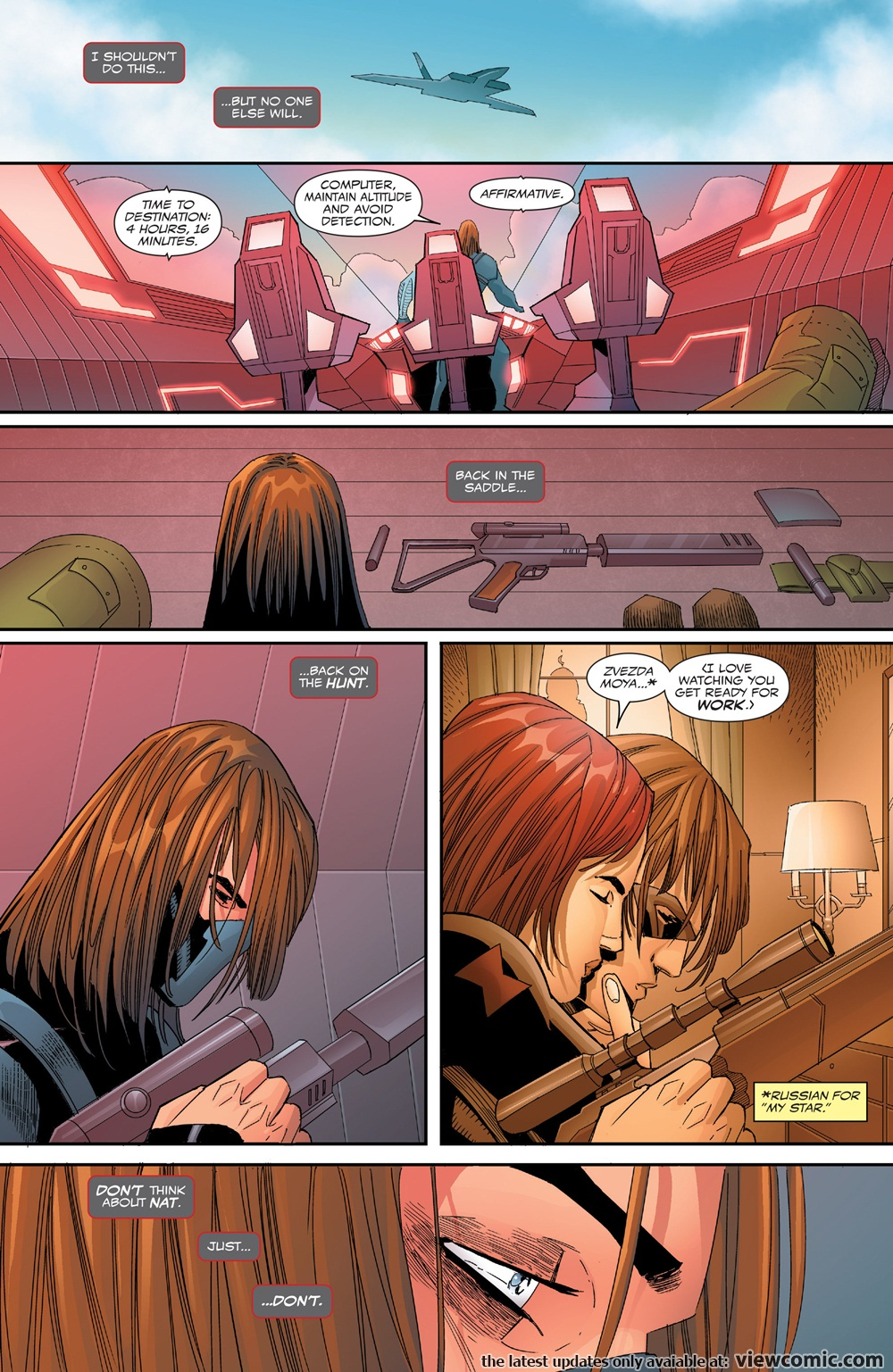 Thunderbolts v3 005 (2016)  | Vietcomic.net reading comics online for free