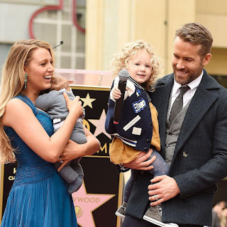 #BlakeLively speaks about daughters in a recent interview
