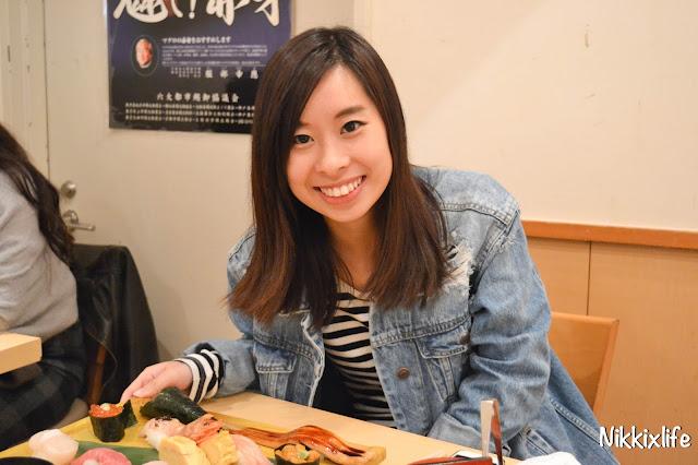 【日本。東京】平價抵食超人氣梅丘寿司の美登利 13