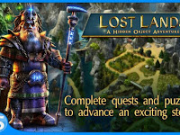 Download Lost Lands: Hidden Object Apk v1.2.7 (Mod Money) Terbaru