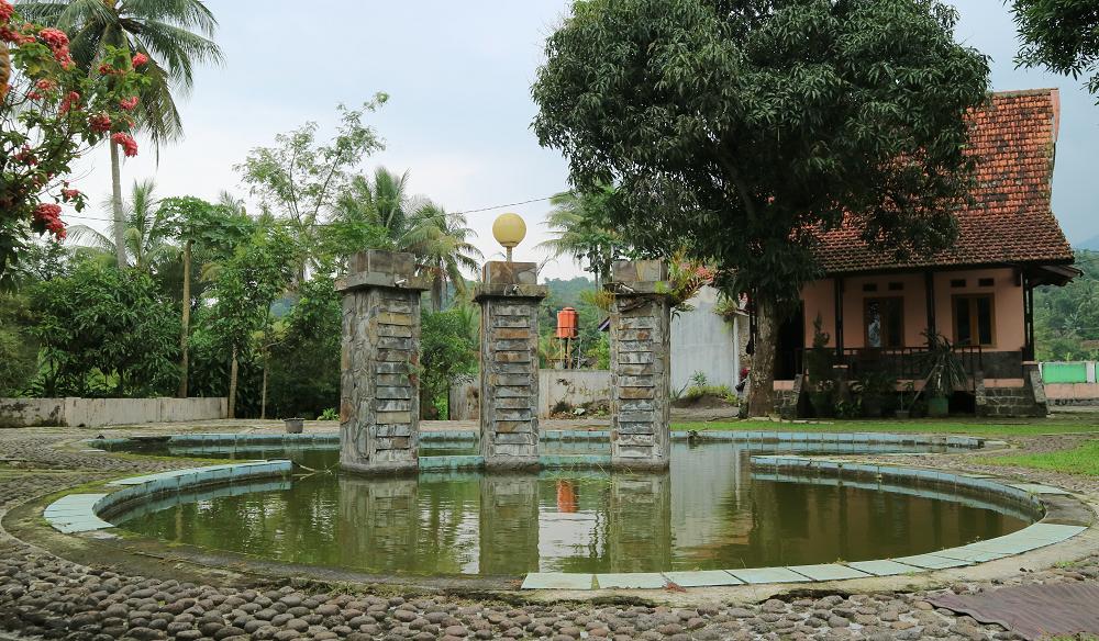 Taman Cipanas Sekarwangi Conggeang Sumedang