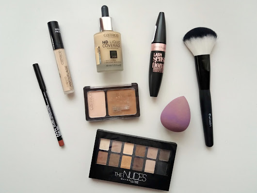 Marized: Makeup Haul + First Impressions