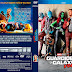 Capa DVD Guardiões da Galáxia Vol. 2 [Exclusiva]