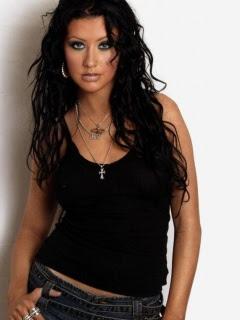 Christna Aguilera download besplatne pozadine slike za mobitele