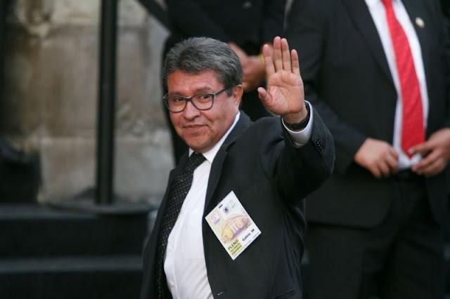 Eruviel se reunirá con Ricardo Monreal para que sea el candidato del PRI en la CDMX
