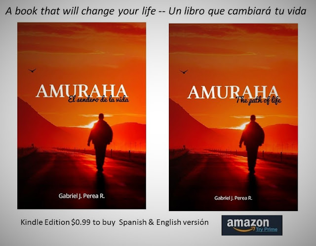 A book that will change your life.------ Un libro que cambiará tu vida.
