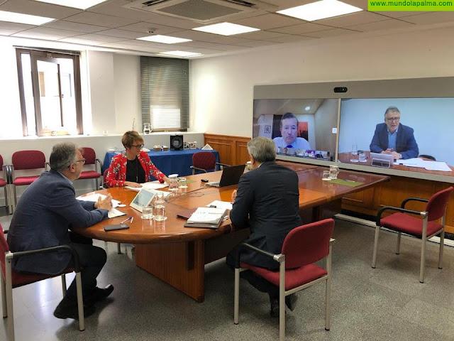 El Gobierno de Canarias solicita a las entidades financieras con presencia en las Islas que los créditos ICO lleguen al mayor número posible de empresas