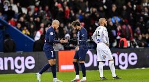 باريس سان جيرمان يعزز صدارته للدوري الفرنسي بفوز كبير على فريق اميان