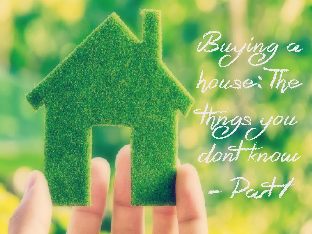 The hidden parts of buying a house