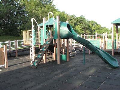 Teaticket Elementary Playground