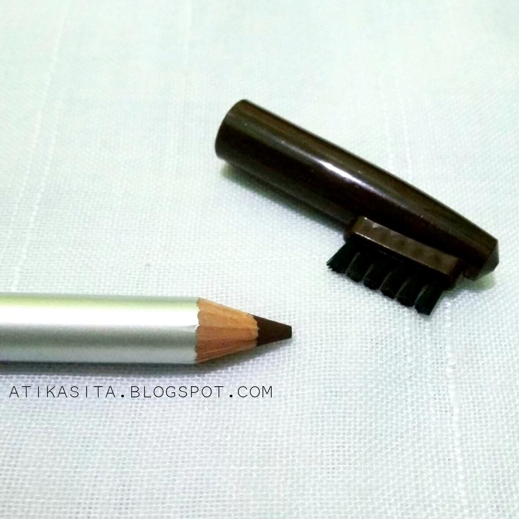 Tiksit P Review Tutorial Wardah Eyebrow Pencil Eyebrowpensil Alis