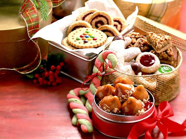 Dolci Natalizi Da Regalare.Biscotti Natalizi Da Regalare Ricette Di Natale