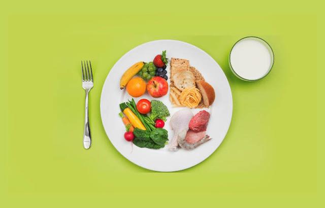 Perhatikan Asupan Makanan Yang Sehat