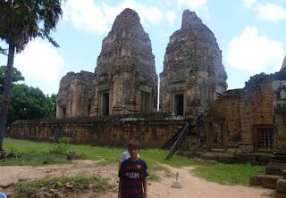 Templos de Angkor. Pre Rup.