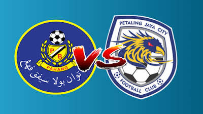 Live Streaming Pahang vs PJ City FC Liga Super 7.4.2019