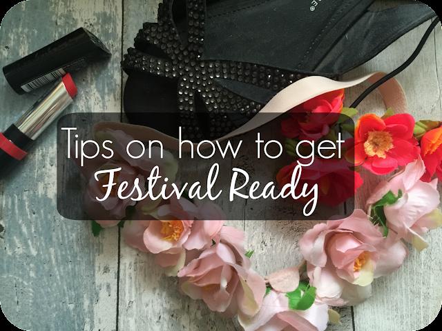 festival preparation tips
