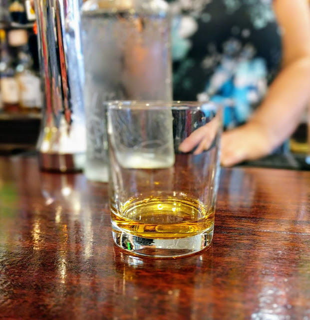Where to drink in Edinburgh: whisky at Captains Bar