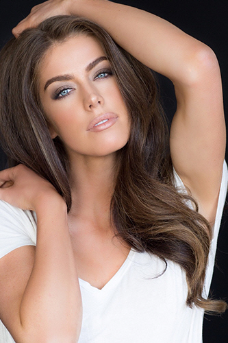 Miss USA 2018 Candidates Contestants Delegates Minnesota Kalie Wright
