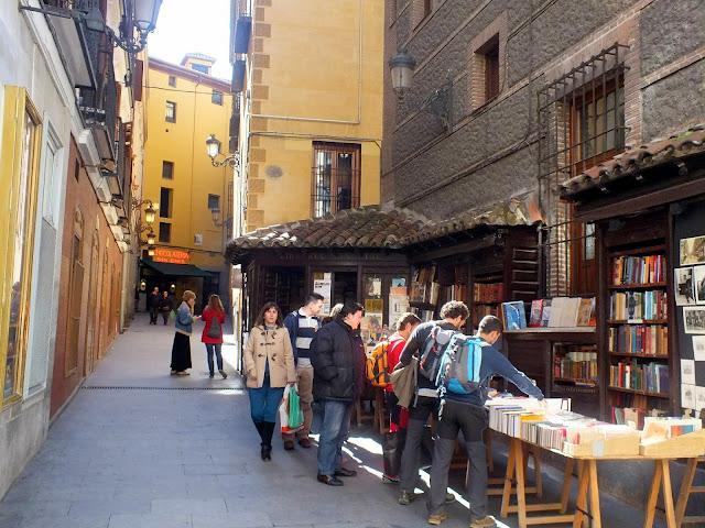 Librería y chocolatería san ginés en Madrid