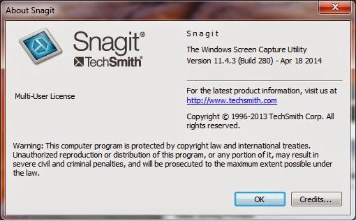 sirinshare: Techsmith Snagit 11 4 3 280 Full Version Keygen