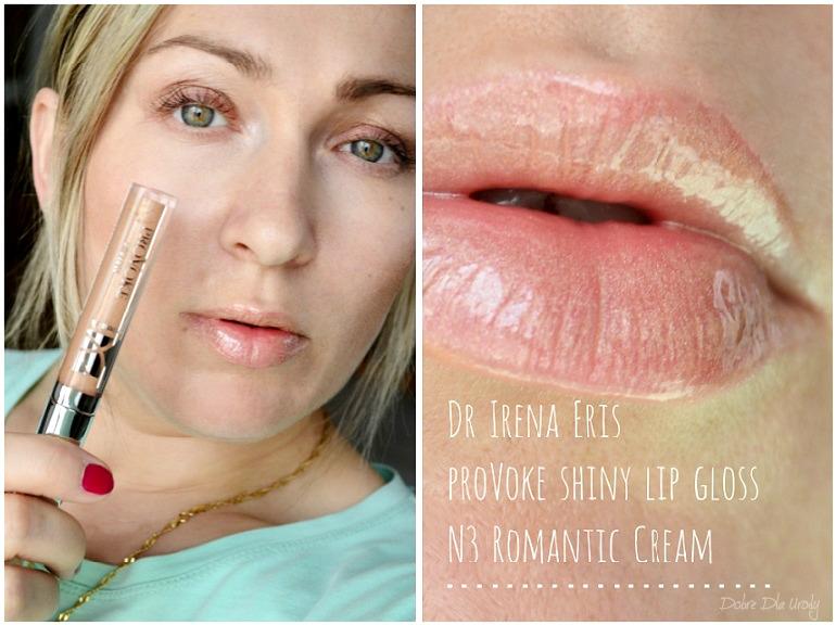 Dr Irena Eris ProVoke Shiny Lip Gloss Nr 3 Romantic Cream