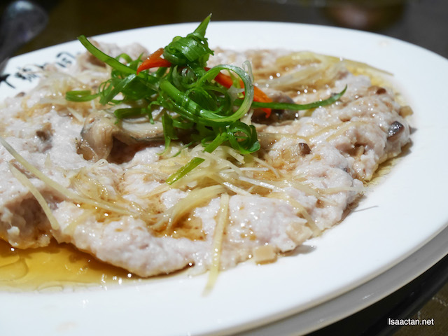 Steamed Salted Fish Minced Pork