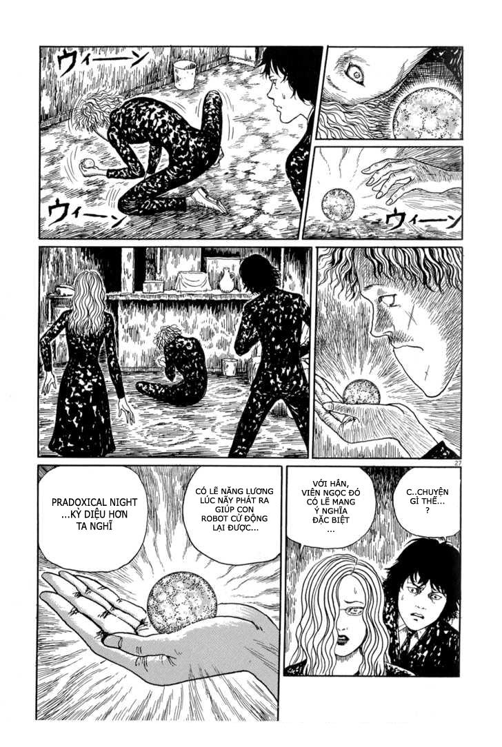 Black Paradox chap 3 trang 26
