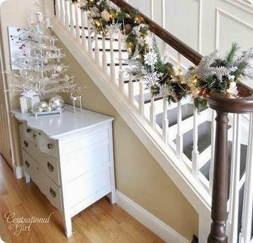 Decorar la entrada de casa en navidad colores en casa - Decoracion entradas casas ...