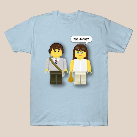 Camiseta do filme 500 dias com ela