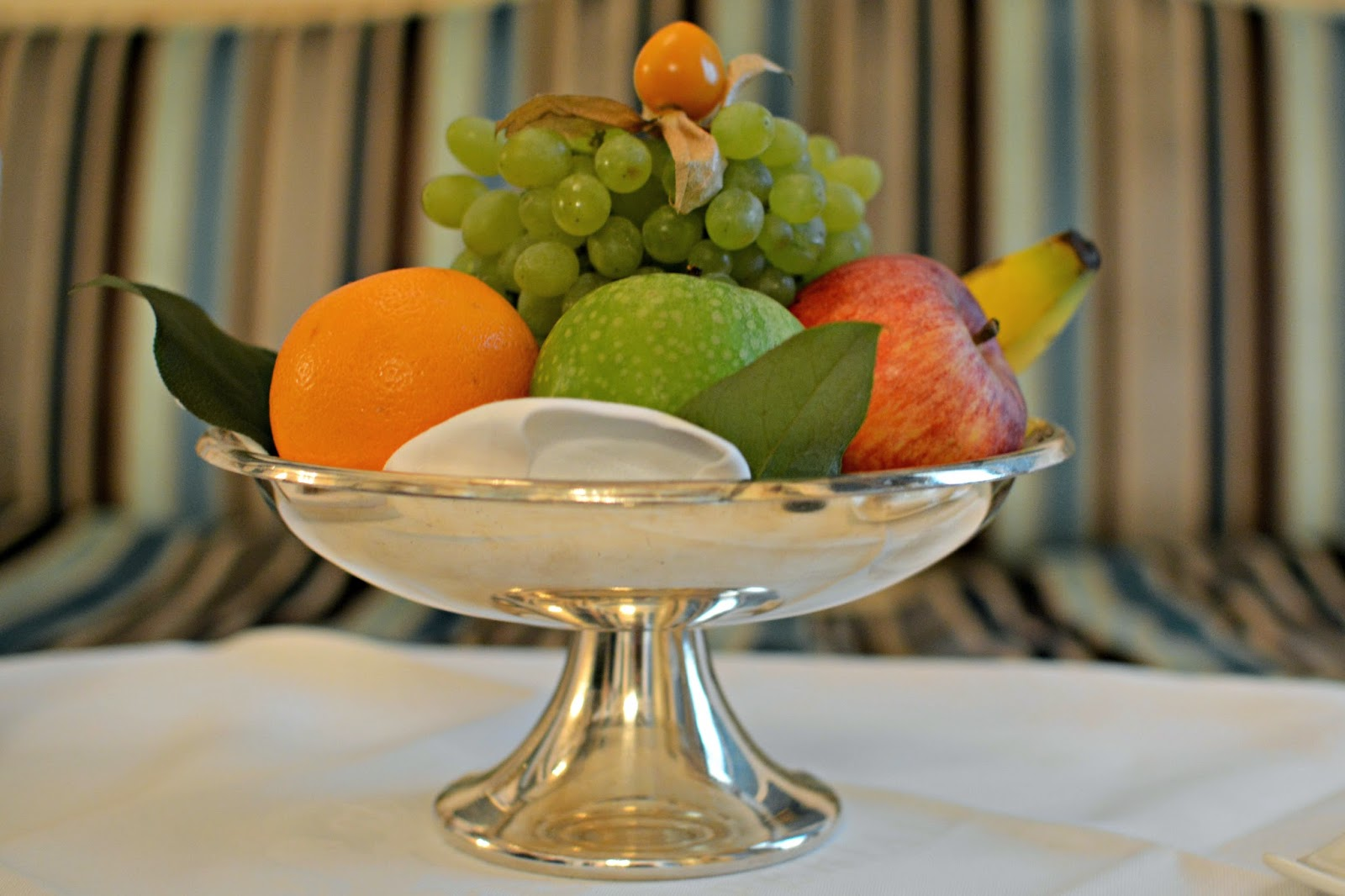 hotel imperial vienna fruit bowl