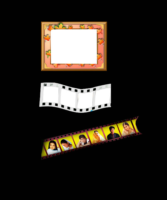 """Free Download: Photo Frame """"PSD"""" Files"""
