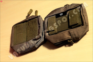 Outdoor 1000D Military Molle Tactical Waist EDC Pouch