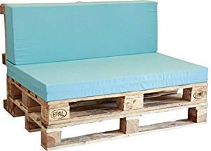 espumas para sofa palet