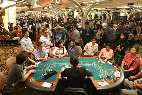 Năm 2017 luật mới ban hành cho phép người dân đánh bạc