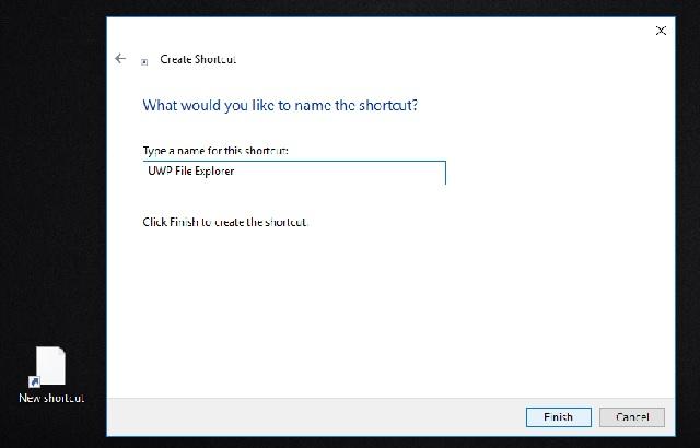 Cara mengaktifkan UWP File Explorer di Windows 10 Creators Update 7