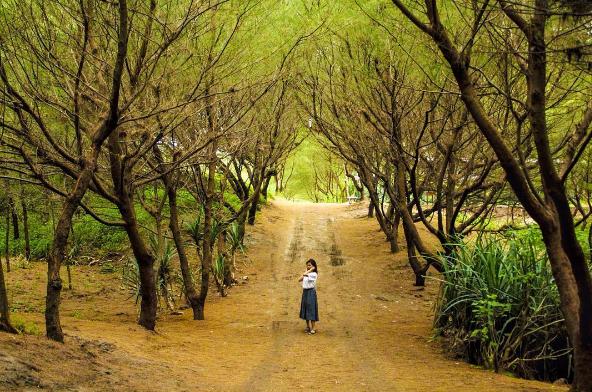 Jogjalan-Jalan Ke : Goa Cemara Girl