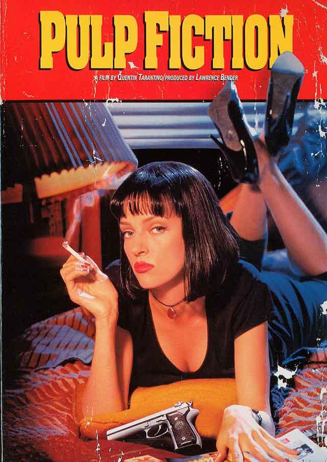 Suka Suka Akulah Pulp Fiction 1994