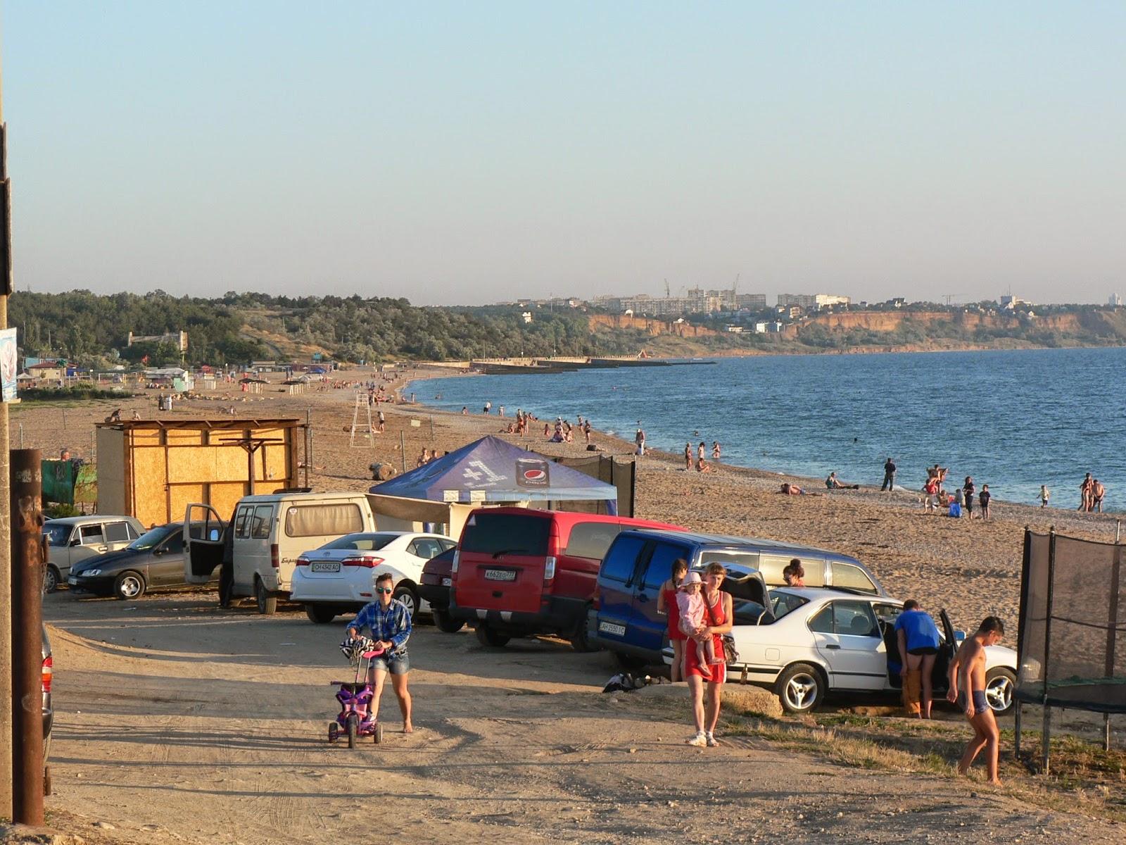 Пляж, Любимовка