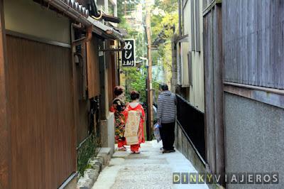 Kioto - Higashiyama