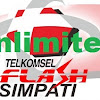 Cara Beli Kuota simPATI Paket Flash Optima dan Ultima