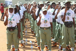 NYSC 2017 Batch 'B' Stream II Orientation Course Date Out