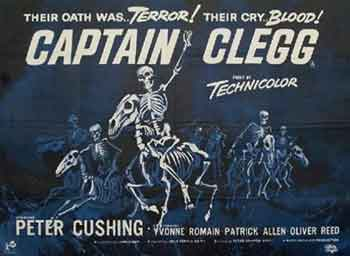 Poster de Captain Clegg aka Night Creatures 1962