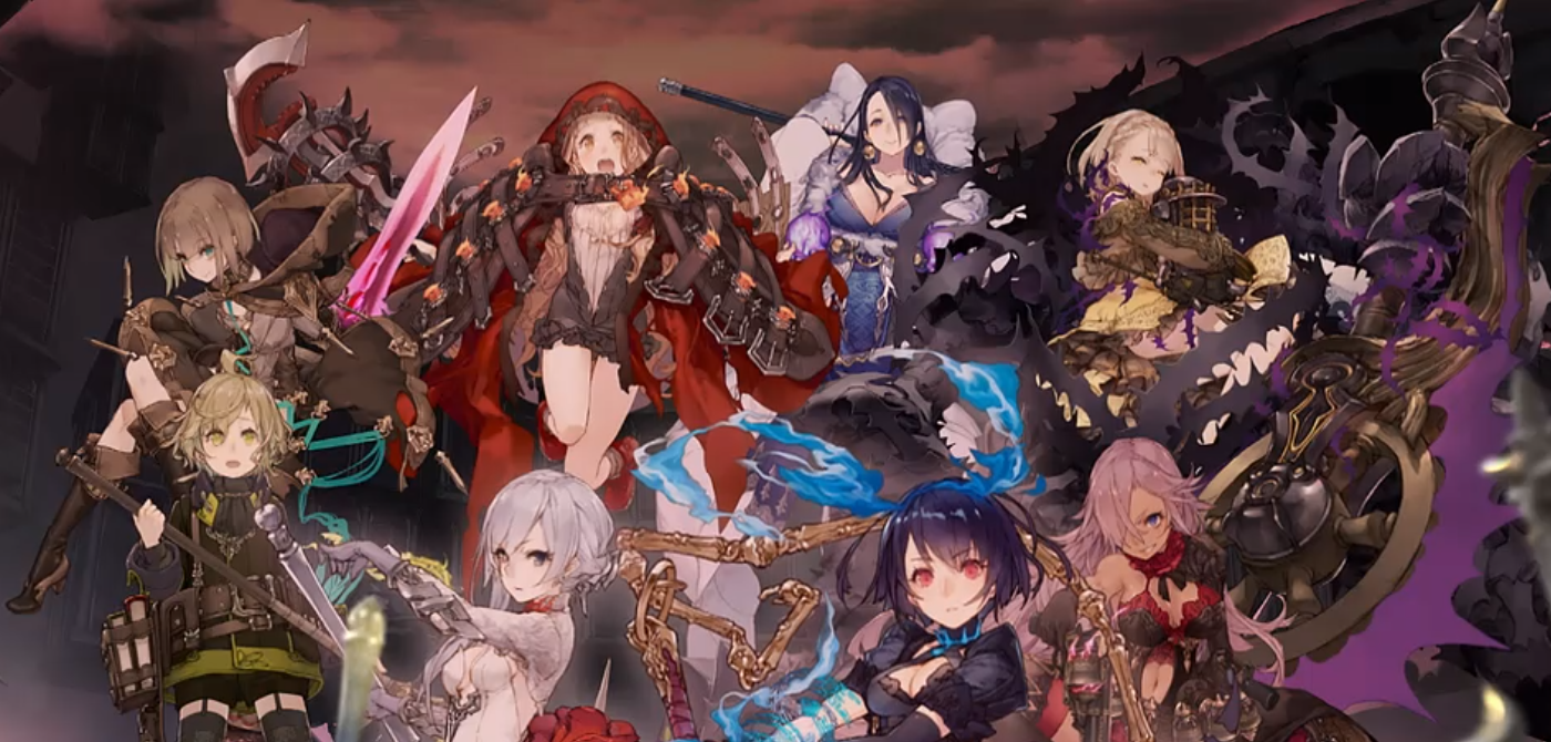 SINoALICE - Pre-Registration Now Open