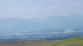 Loch Lomond és a kis szigetei
