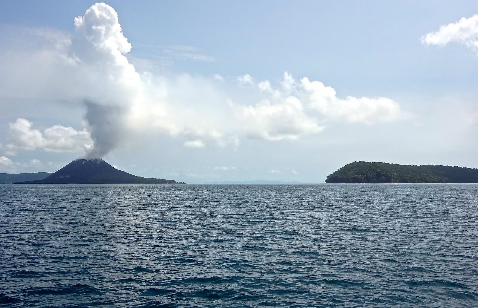 Hasil gambar untuk Dampak Letusan Gunung Krakatau yang Mendunia