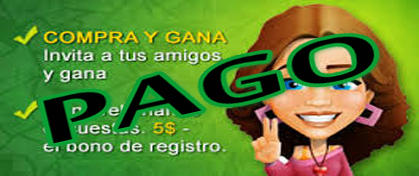 GREENPANTHERA, PAGO RECIBIDO POR PAYPAL