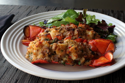 Lobster Thermidor – Not Your Parents' Thermidor