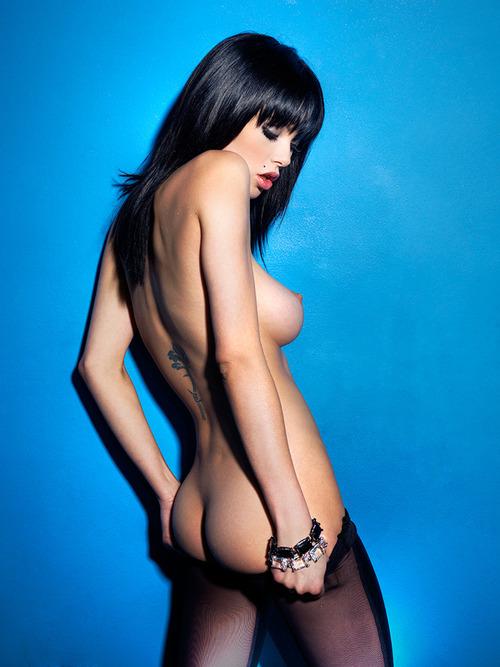 Vikki Blows Front Magazine Feb Scans Celebrity Posing Hot Tnaflix 1